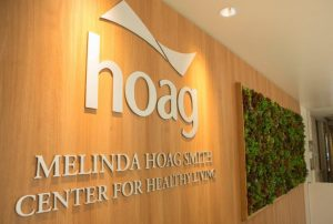 Melinda Hoag Center for Healthy Living lobby